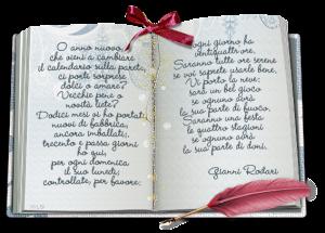 Libro-O anno nuovo poesia11