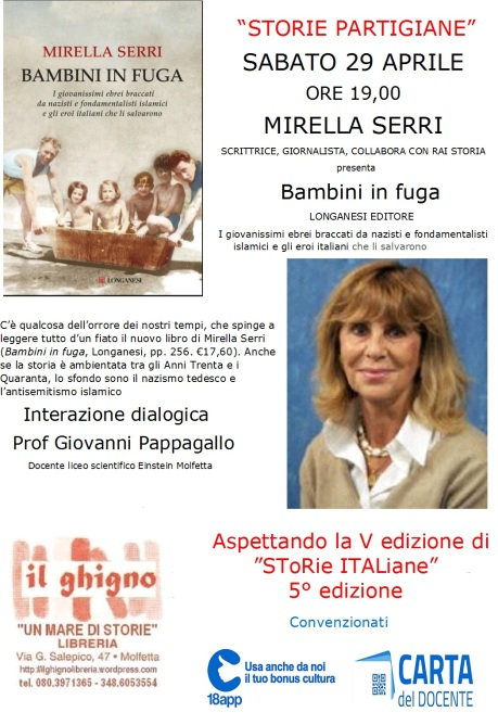 Mirella Serri bambini