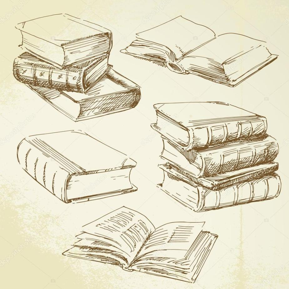 depositphotos_13808808-stock-illustration-hand-drawn-books