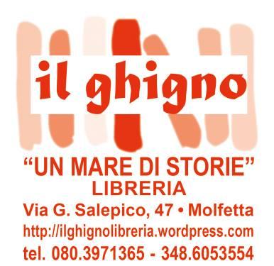 IL GHIGNO Libreria storica Il Ghigno un mare di storie ❤️ nel cuore della tua città via Salepico 47 Molfetta Bari Puglia Italy
